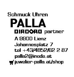 Logo von Schmuck Uhren Palla